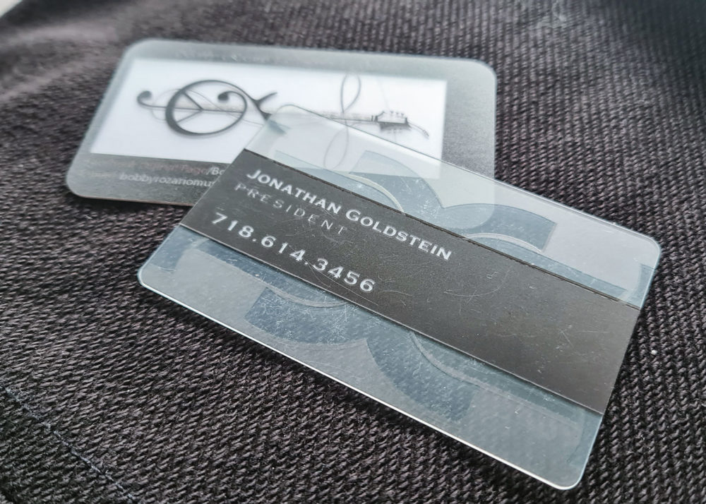 Luxury Business Cards 23