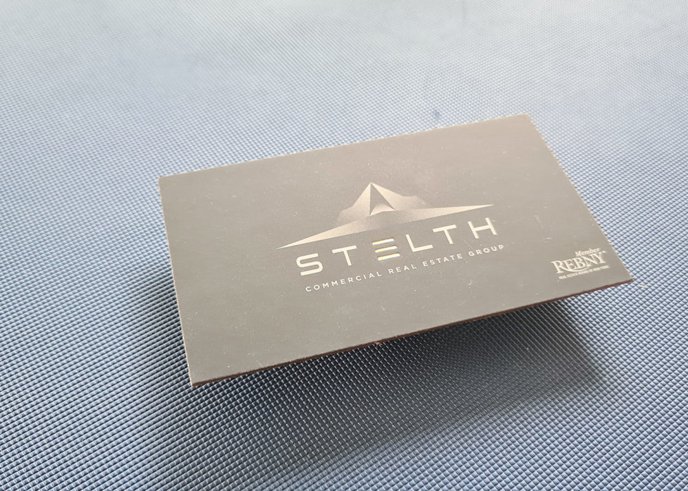 Luxury Business Cards X 3
